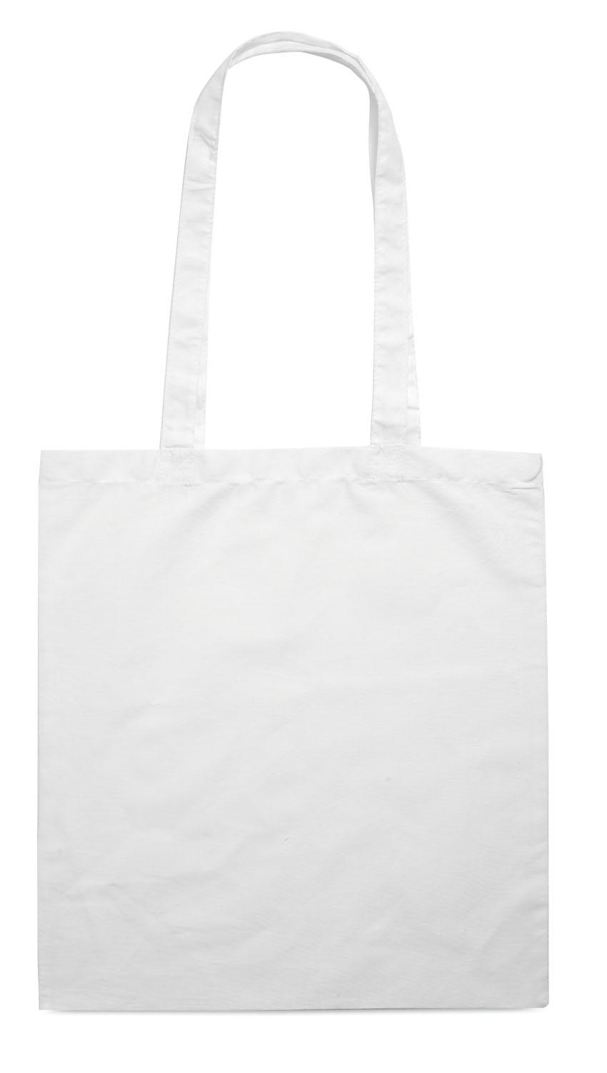 Relatiegeschenken Katoenen Tas : Katoenen tas wit bedrukken premiumgids