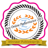 Best Online Performance 2015 - Stem op ons!