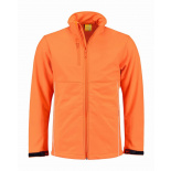 L&s jacket softshell  for him - Premiumgids