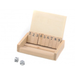 Shut the box basic - Premiumgids