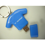 Custom made USB stick voetbal- shirt Randstad - Premiumgids