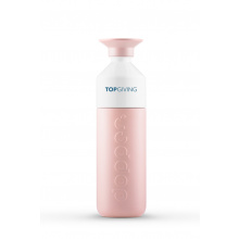 Dopper Insulated 580ml Steamy Pink - Topgiving
