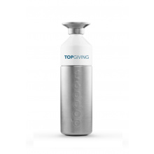 Dopper Steel waterfles 800 ml - Topgiving
