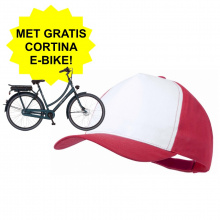 Cap - Met gratis Cortina 2019 e-bike! - Topgiving