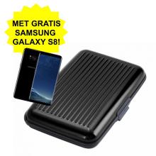 1ecf591e56a Kaarthouder - Met gratis Samsung Galaxy S8! - Topgiving