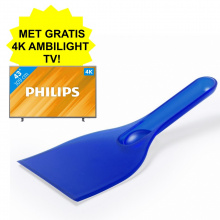 Ijskrabber - Met gratis Philips 4K TV! - Topgiving
