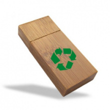 Eco bamboe USB stick - Topgiving