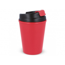Thermobeker kunststof coffee to-go 350ml - Topgiving