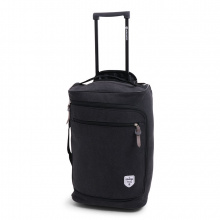 Lyon Trolley Canvas Washed Black - Topgiving