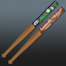 Floating action baseball bat pen - Premiumgids