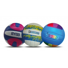 Bedrukte volleybal - custom made - Topgiving
