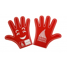 Zwaaihandschoen high five - Premiumgids