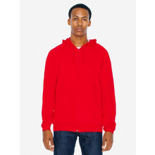 Ama sweater hooded zip california fleece - Topgiving