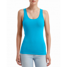 Anvil top stretch tank for her - Premiumgids