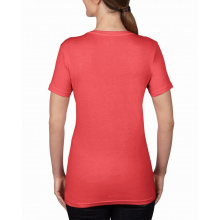 Anvil t-shirt featherweight v-neck ss for her - Topgiving
