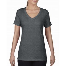 Anvil t-shirt featherweight v-neck for her - Premiumgids