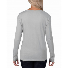 Anvil t-shirt featherweight scoop ls for her - Topgiving