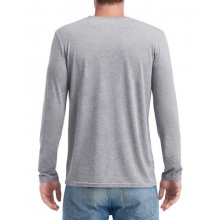 Anvil t-shirt triblend ls for him - Topgiving