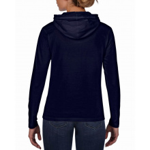 Anvil t-shirt hooded lightweight ls for her - Topgiving