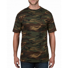 Anvil t-shirt camouflage - Premiumgids