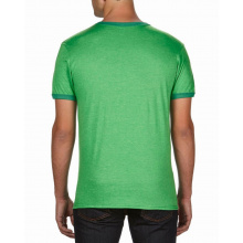 Anvil t-shirt ringer lightweight ss - Topgiving