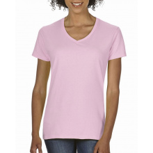 Comcol t-shirt v-neck adult 185 grs ss for her - Premiumgids