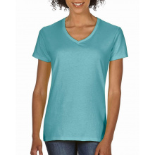 Comcol t-shirt midweight v-neck ss for her - Topgiving