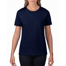 Gildan t-shirt premium cotton crewneck ss for her - Topgiving