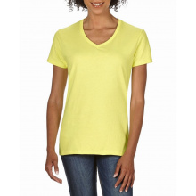 Gildan t-shirt premium cotton v-neck ss for her - Topgiving