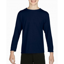 Gildan t-shirt performance ls for kids - Topgiving