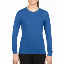 Gildan t-shirt performance ls for her - Topgiving