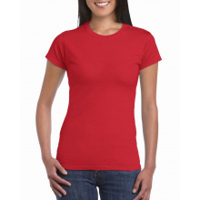 Gildan t-shirt softstyle ss for her - Premiumgids