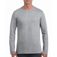 Gildan t-shirt softstyle ls for him - Premiumgids