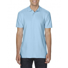Gildan polo double pique softstyle for him - Premiumgids