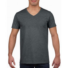 Gildan t-shirt v-neck softstyle ss for him - Premiumgids