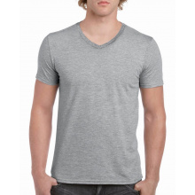 Gildan t-shirt v-neck softstyle ss for him - Topgiving