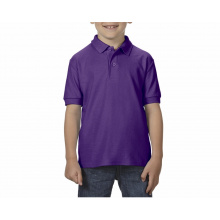 Gildan polo double pique dryblend for kids - Premiumgids