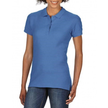 Gildan polo premium cotton double pique ss for her - Topgiving