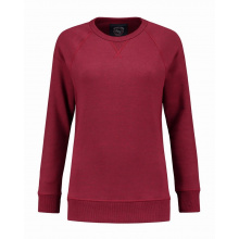 L&s heavy sweater raglan crewneck for her - Topgiving