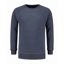 L&s heavy sweater raglan crewneck for him - Topgiving