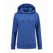 L&s melange hooded sweater for her - Premiumgids