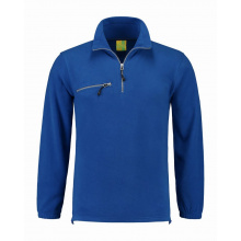 L&s polar fleece sweater - Premiumgids