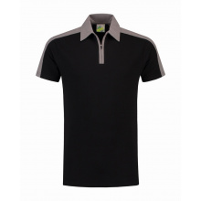 L&s zip polo for him - Premiumgids