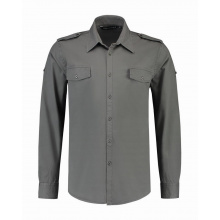 L&s shirt twill ls for him - Topgiving