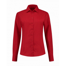 L&s shirt poplin mix ls for her - Topgiving