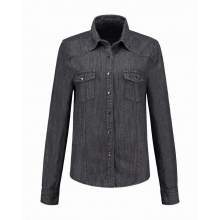 L&s denim shirt for her - Premiumgids