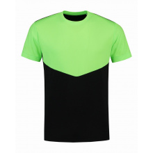 L&s contrast sports t-shirt for him - Premiumgids