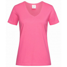 Stedman t-shirt v-neck classic-t ss for her - Topgiving