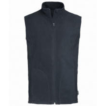 Stedman polar fleece vest active for him - Topgiving