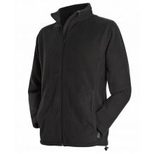 Stedman polar fleece cardigan for him - Premiumgids